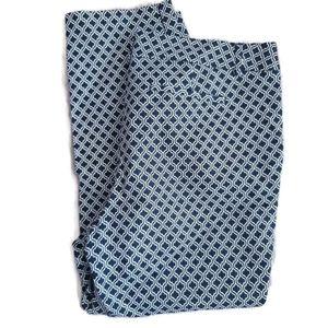 Dalia | club card black & white dress pants